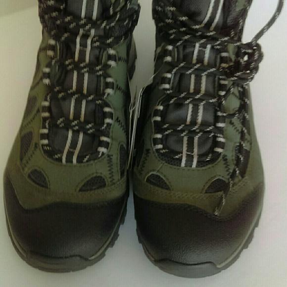 452ab76f7f7 Men's Salomon Authentic Leather GORE-TEX Hiking Bo NWT